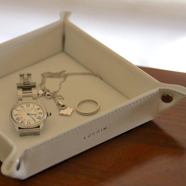 Small square catchall (12 x 12 x 3 cm)